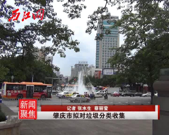 肇庆市拟对垃圾分类收集