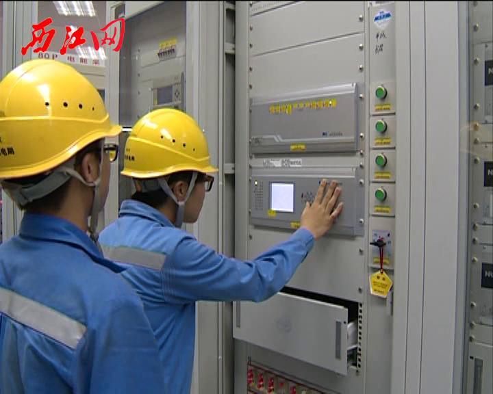 南广铁路肇庆段大龙牵引站正式投产