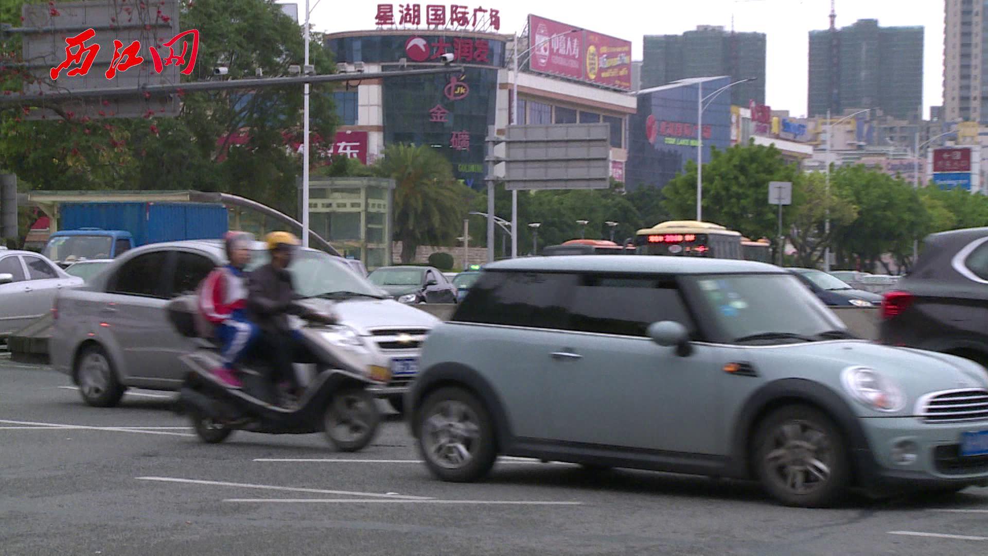 肇庆中心城区10个交通路口信号控制系统将升级 优化后放行更精准