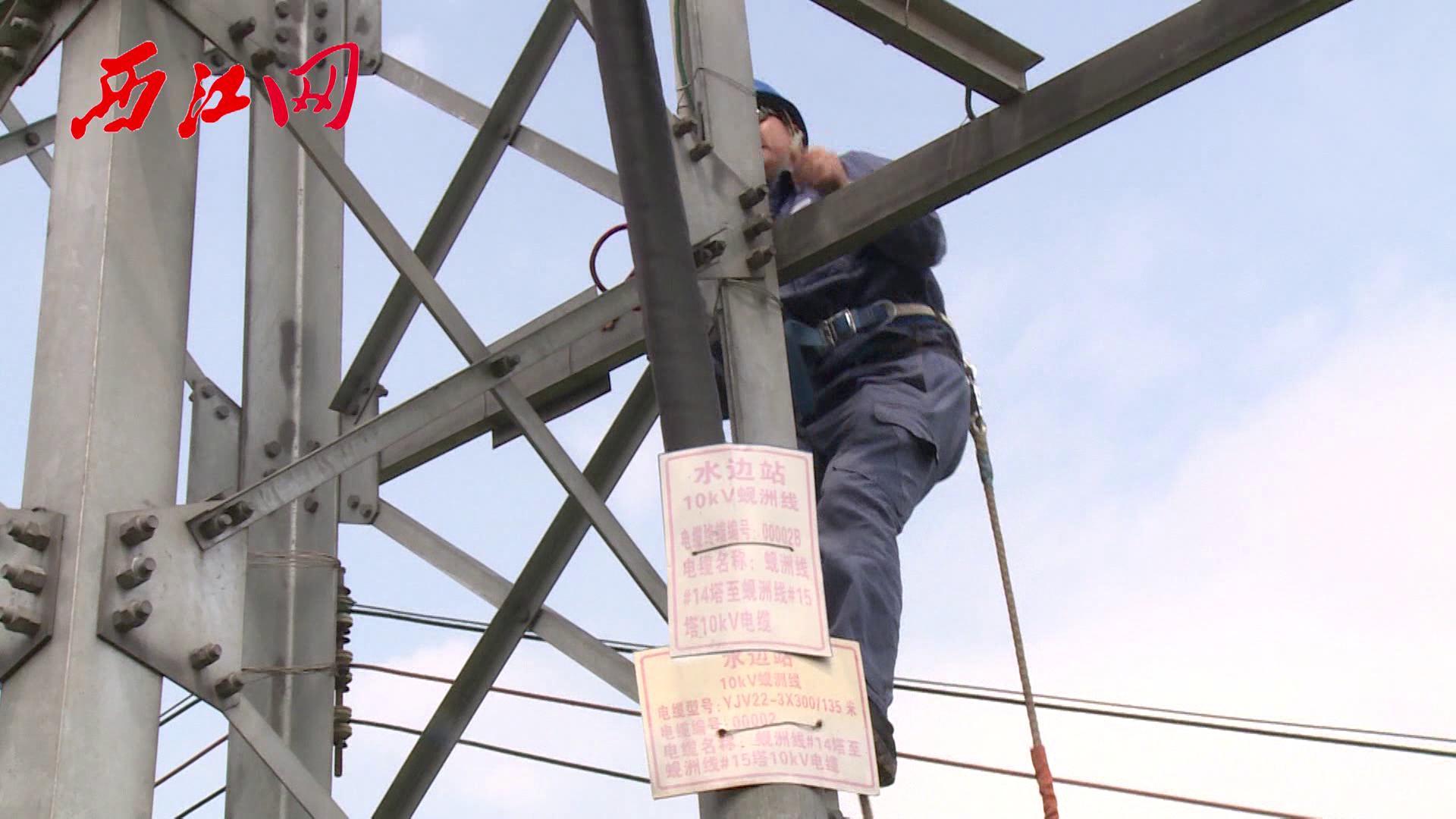 雷暴雨突袭  肇庆供电抢修人员沉着应对保电