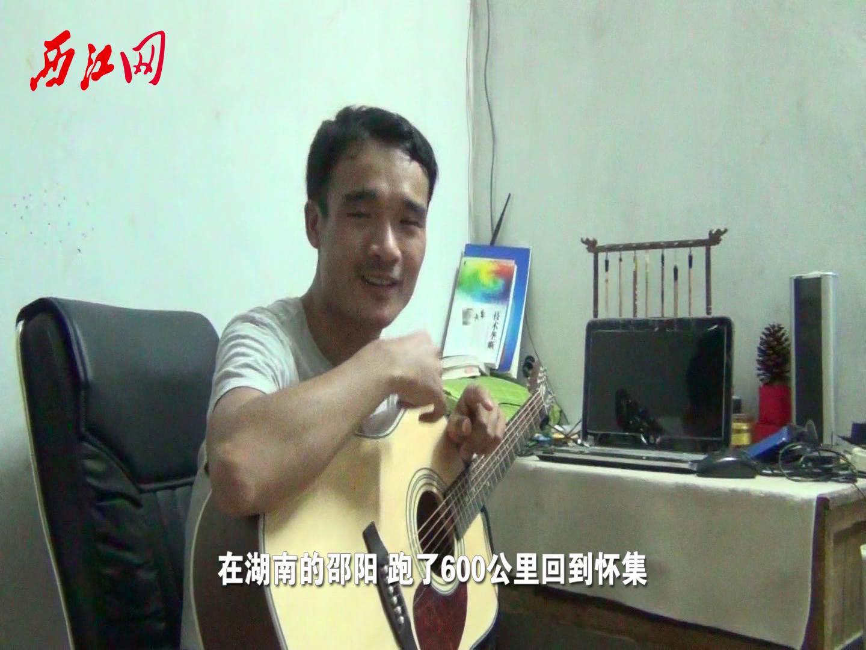 专访怀集80后邓铭成 他骑摩的漫游中国边玩边骑46天行程约12000公里
