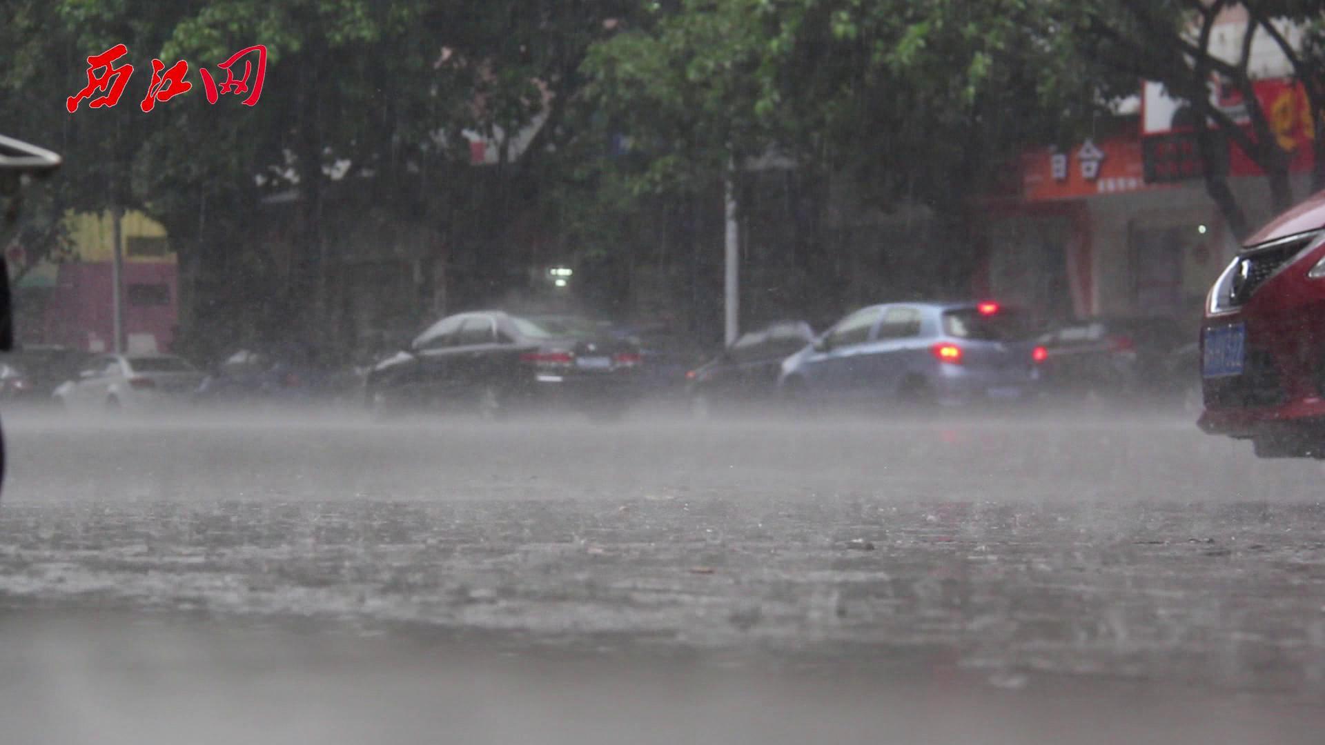 一场及时大雨给APP自助领取彩金38城区送来驱暑清凉