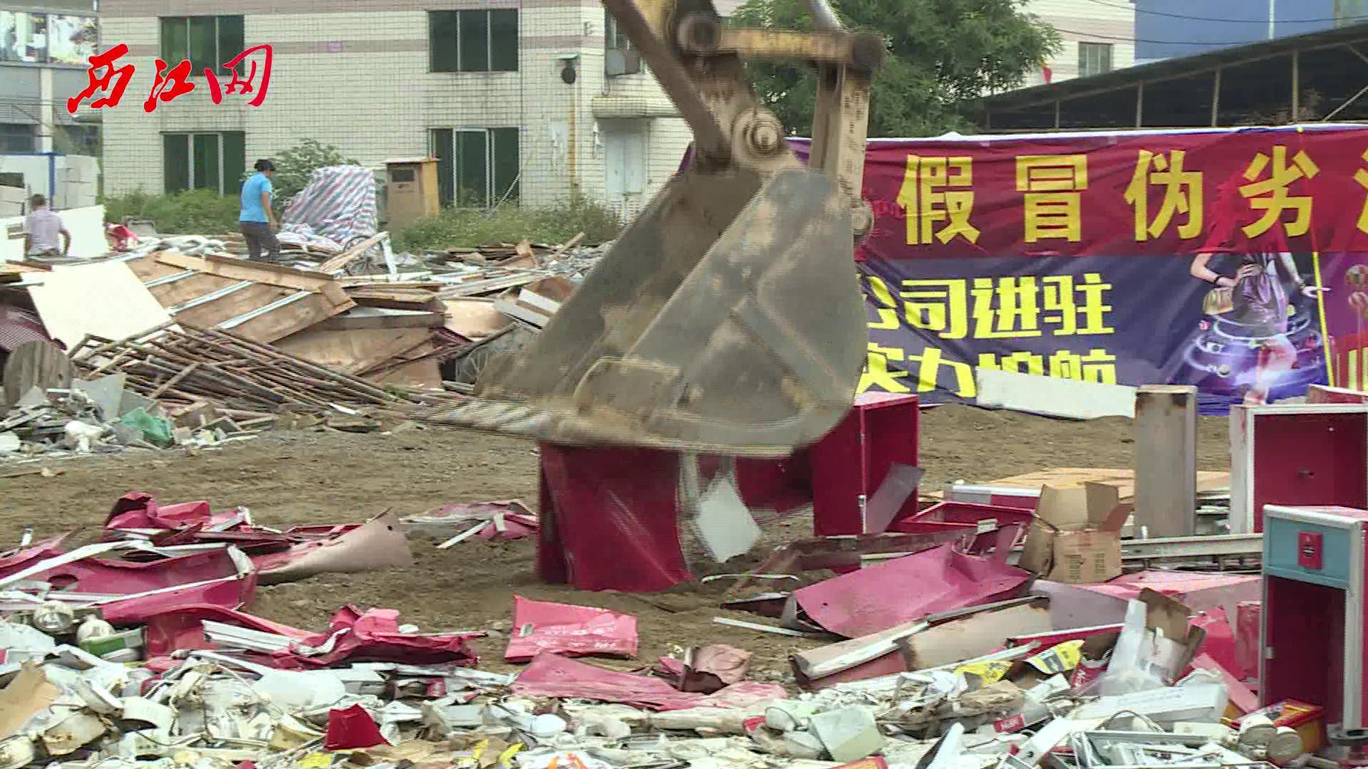 肇庆今年以来拆除更换不合格消防产品3201件 集中销毁假冒伪劣产品200件