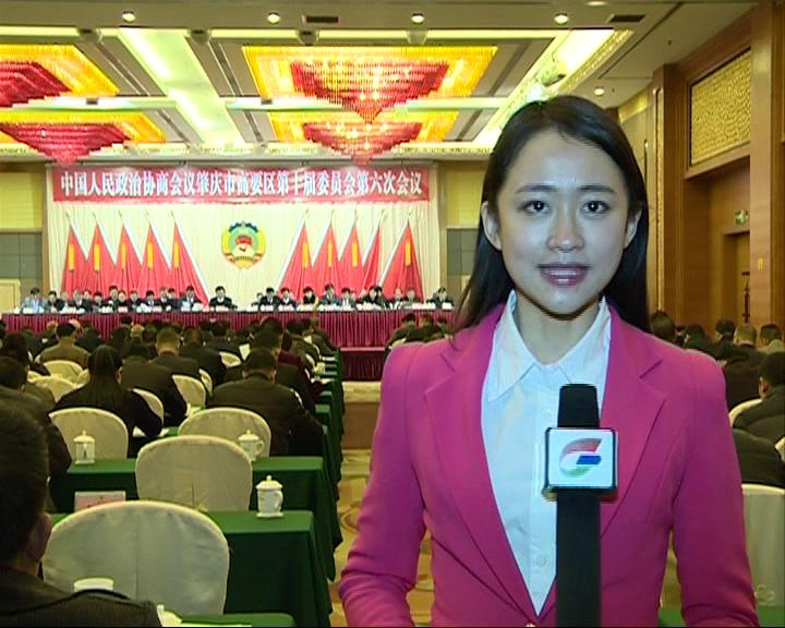 中国人民政治协商会议肇庆市高要区第十届委员会第六次会议开幕