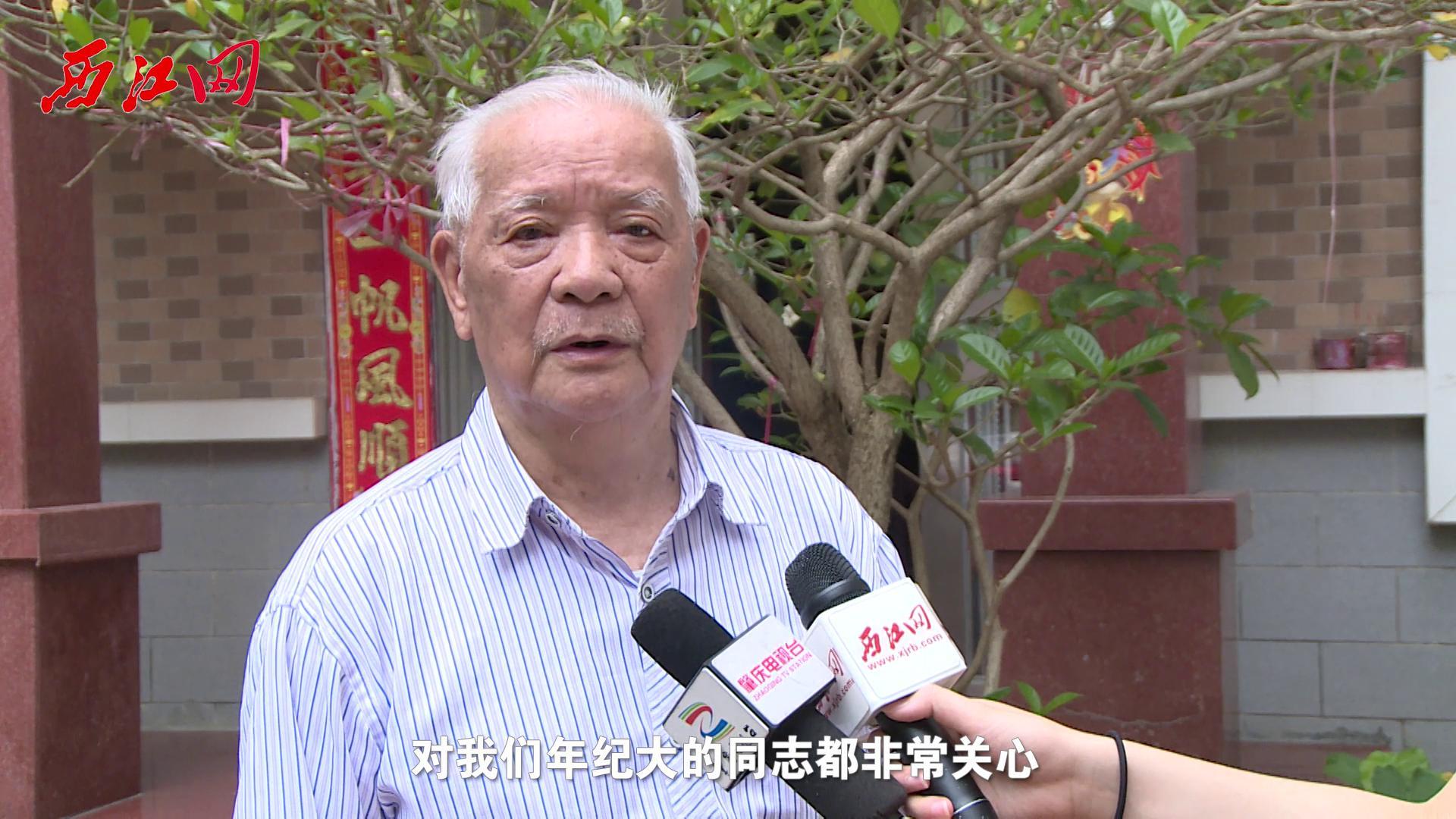 耄耋之年心系党:市政协机关党委换届会背后的故事
