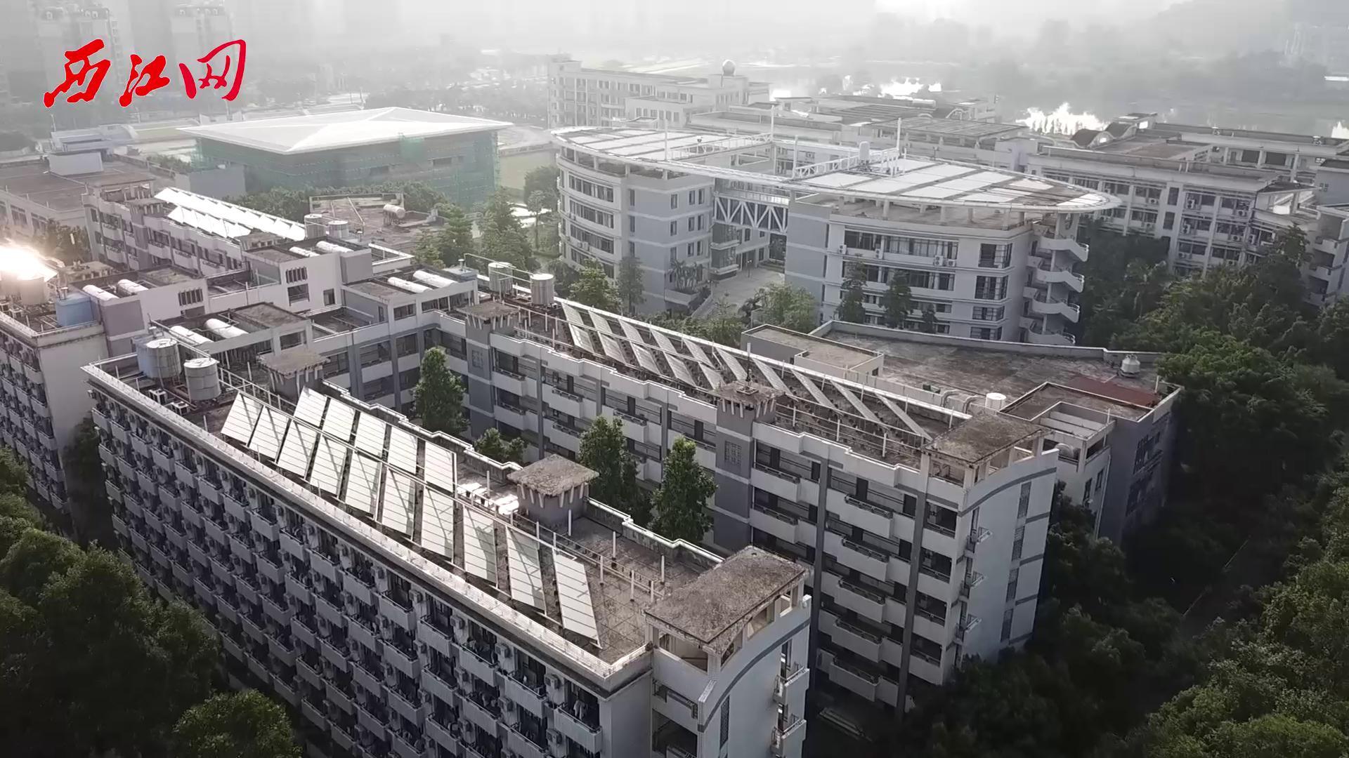 2017年肇庆中学开学第一天