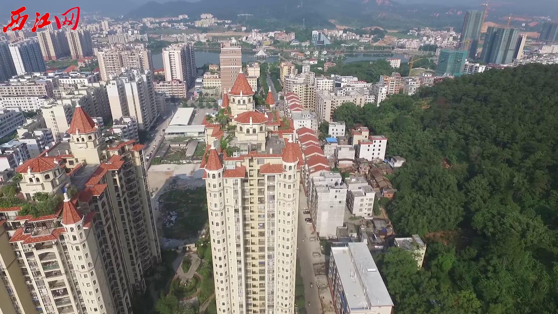 德庆:创建国家卫生县城卓有成效