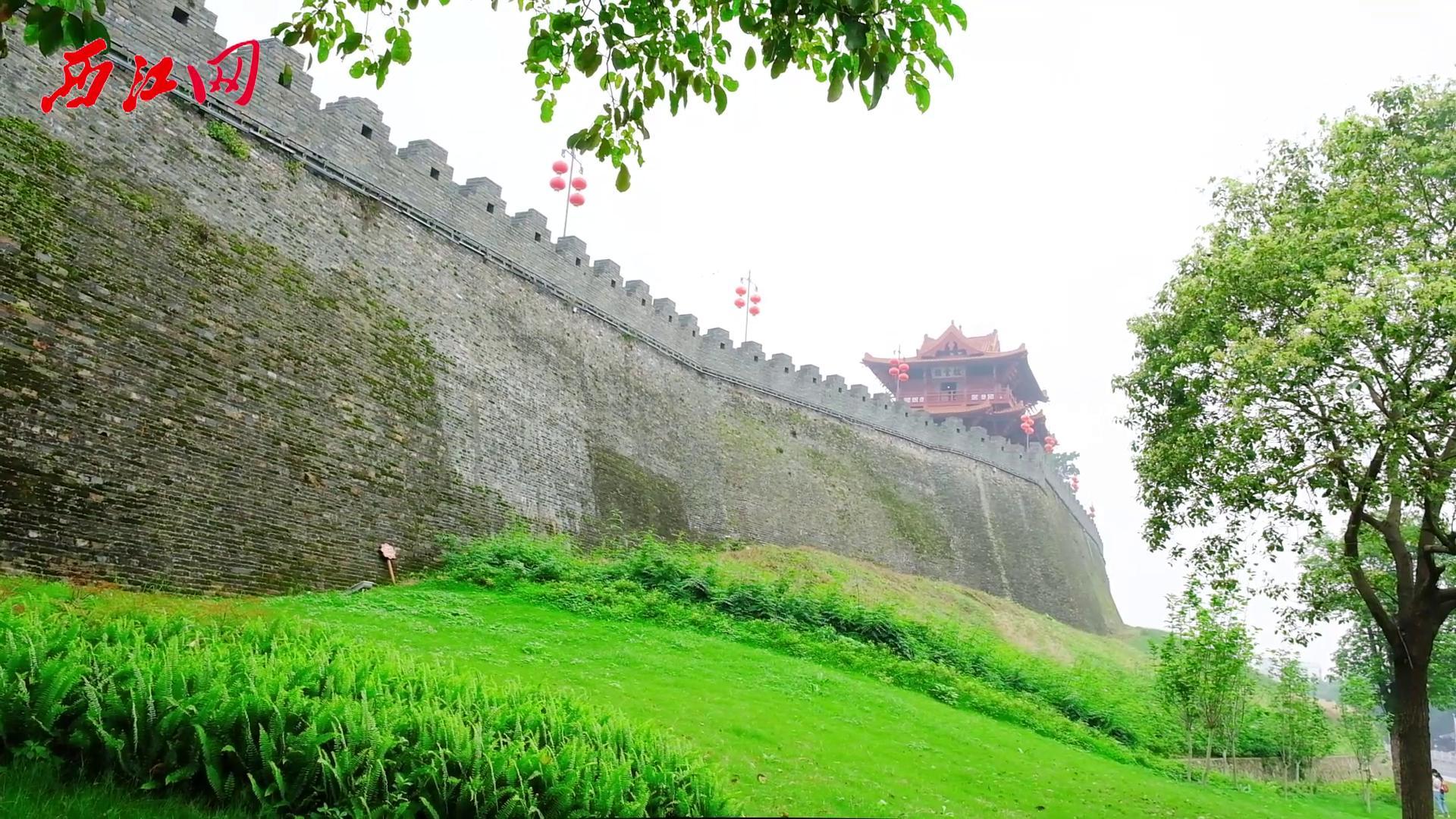 五一假期 来肇庆宋城墙 来一趟城上怀古、城下赏绿之旅