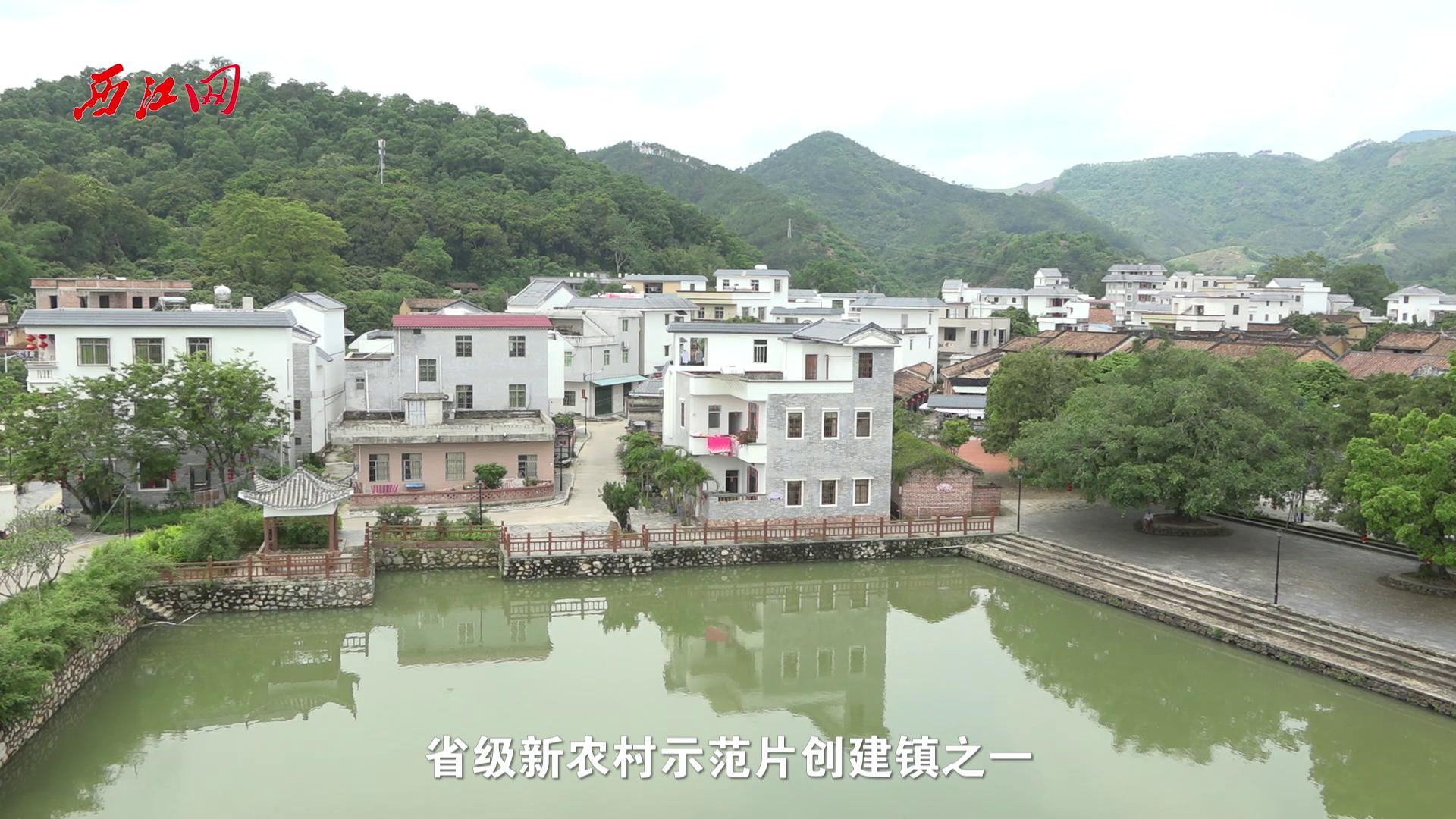 """【壮丽70年 奋战新时代】 德庆数十载""""闯""""出新农村建设路"""