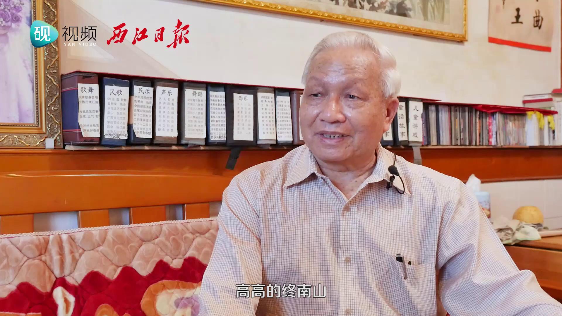 肇庆非遗传承人李重明:让四会民歌唱出广东