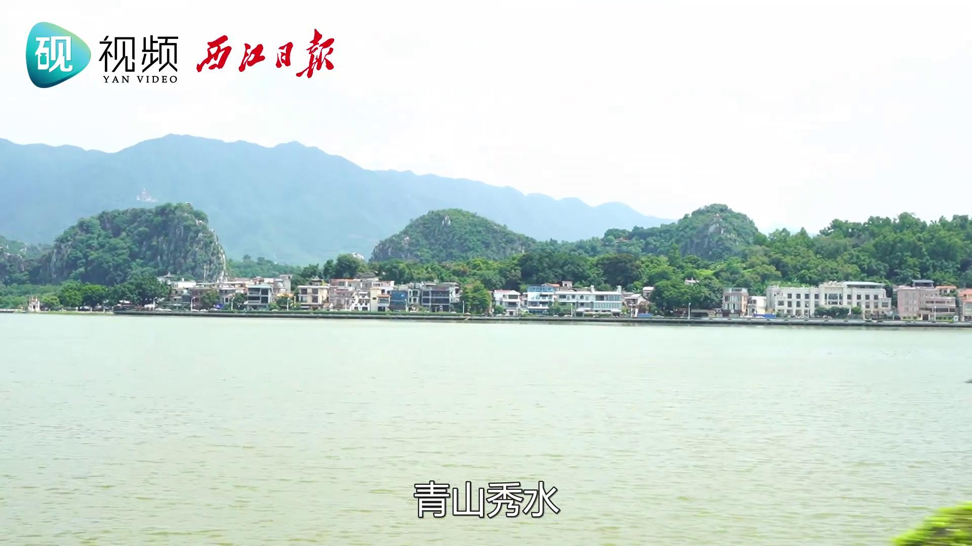 肇庆双层巴士,带你一日穿越千年,每一站都很美!